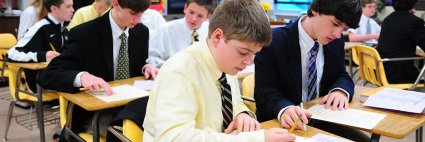 How do middle school students learn